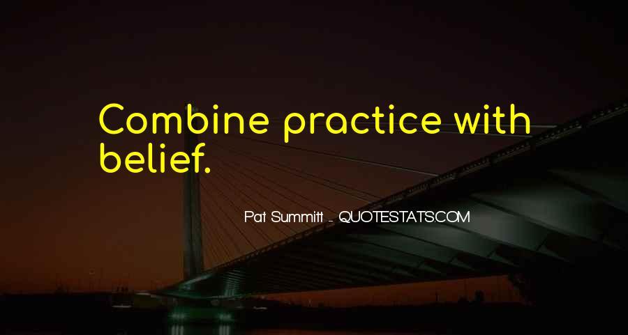 Pat Summitt Quotes #633706