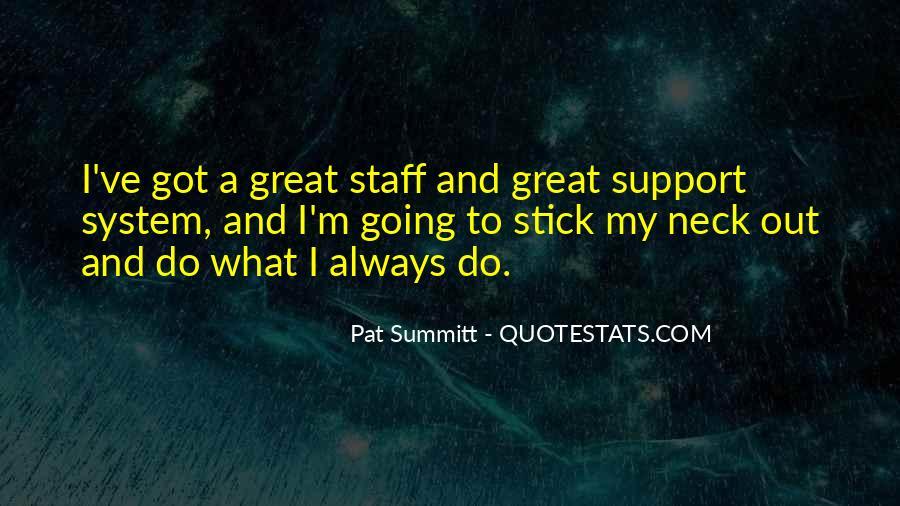 Pat Summitt Quotes #728678