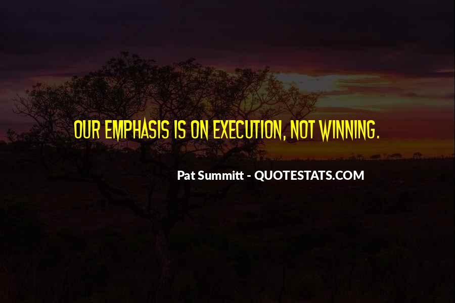 Pat Summitt Quotes #781608