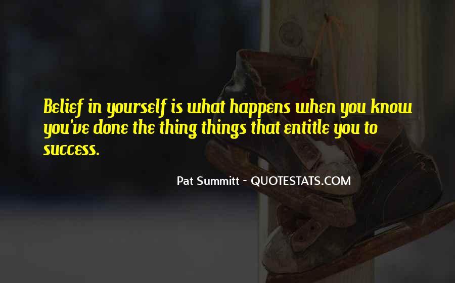 Pat Summitt Quotes #818318
