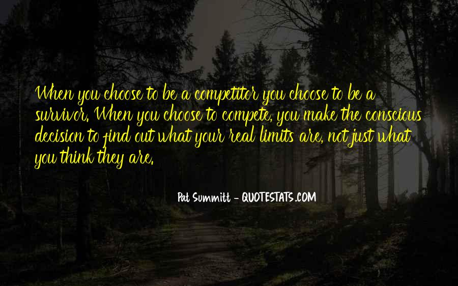 Pat Summitt Quotes #977116