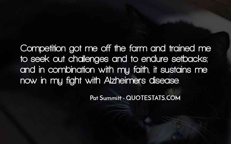 Pat Summitt Quotes #978993