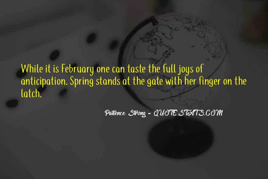 Patience Strong Quotes #1518741
