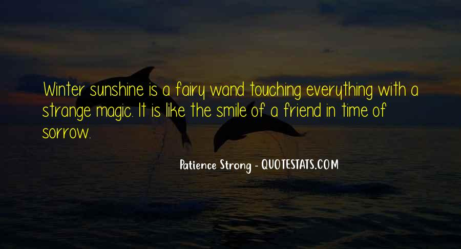 Patience Strong Quotes #1610405
