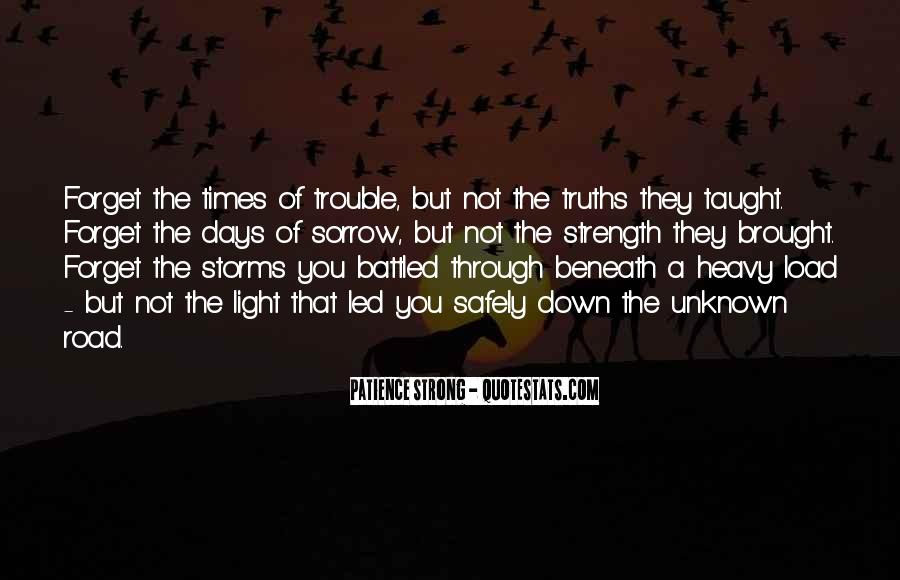Patience Strong Quotes #861214