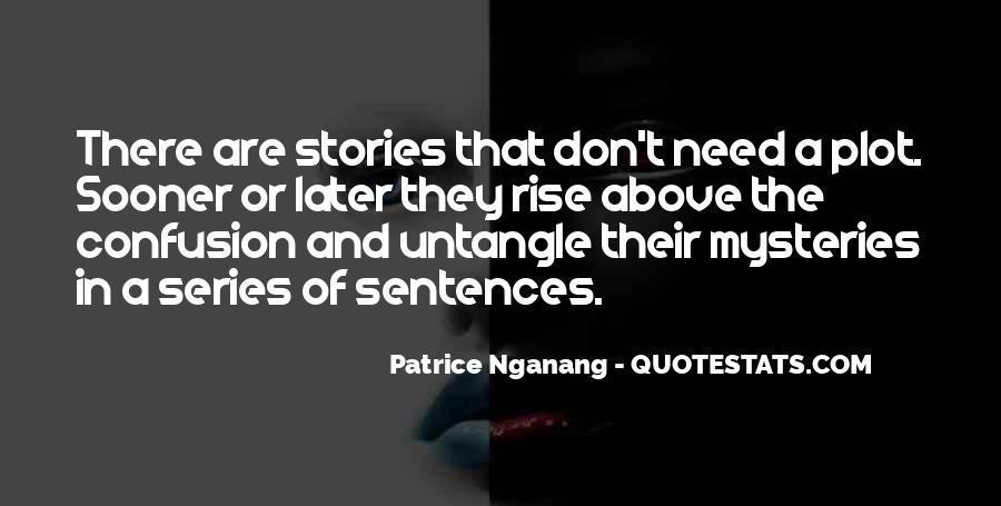 Patrice Nganang Quotes #59769