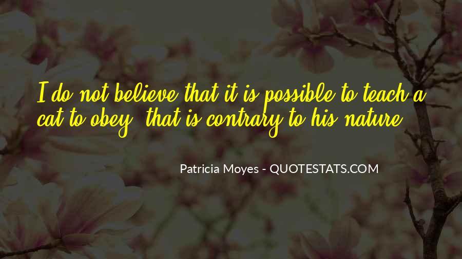 Patricia Moyes Quotes #1592385