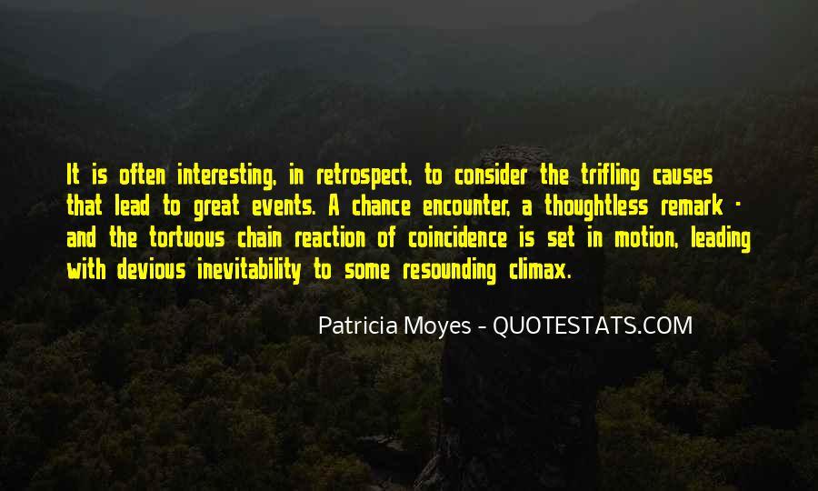 Patricia Moyes Quotes #454353