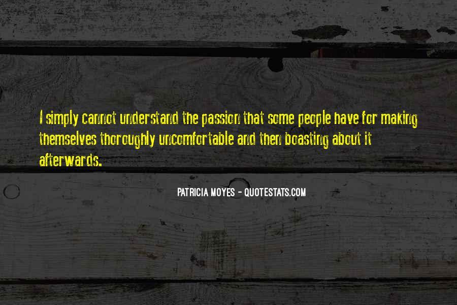 Patricia Moyes Quotes #884743