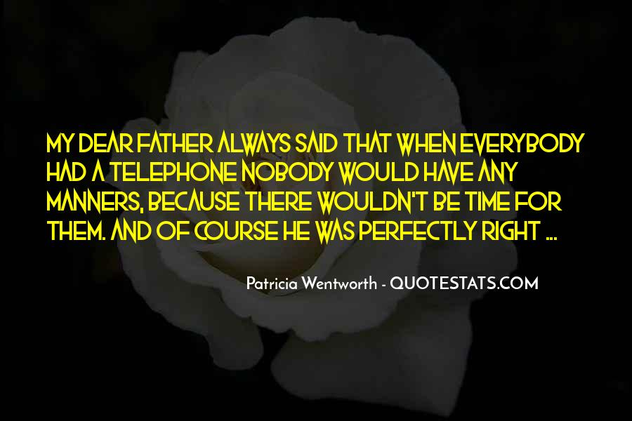 Patricia Wentworth Quotes #1042938