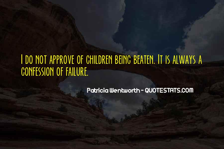 Patricia Wentworth Quotes #1076466