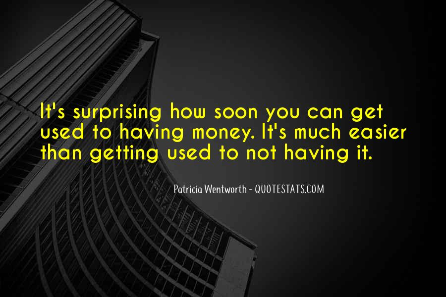 Patricia Wentworth Quotes #1273258