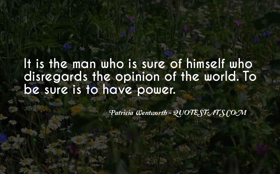Patricia Wentworth Quotes #186729