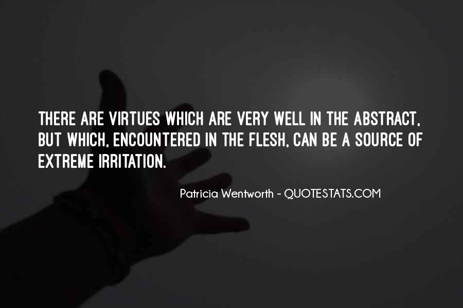 Patricia Wentworth Quotes #299873