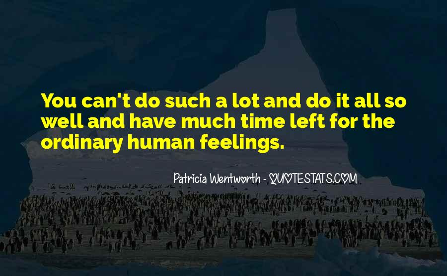 Patricia Wentworth Quotes #378464
