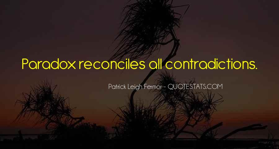 Patrick Leigh Fermor Quotes #353500