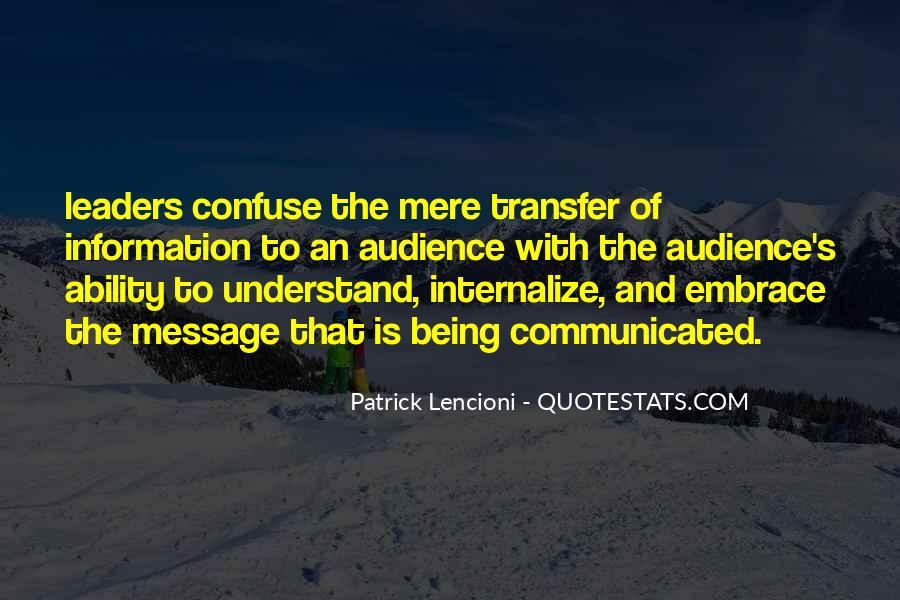 Patrick Lencioni Quotes #1037675