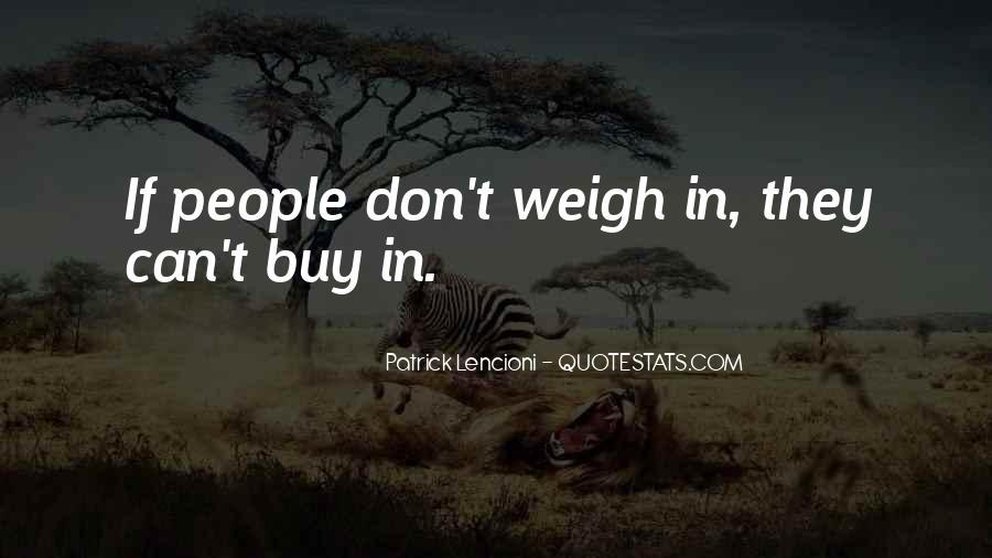 Patrick Lencioni Quotes #1107152