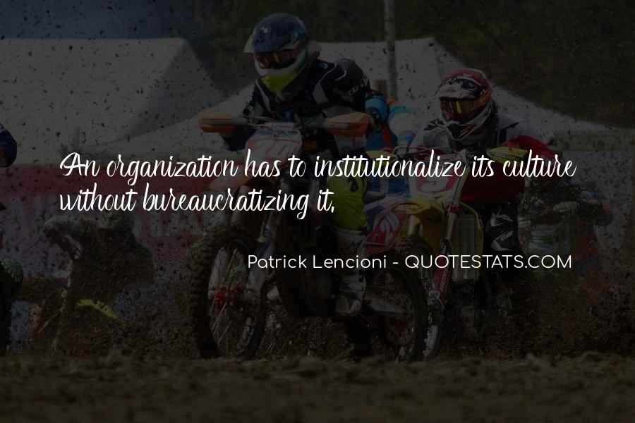 Patrick Lencioni Quotes #1197750