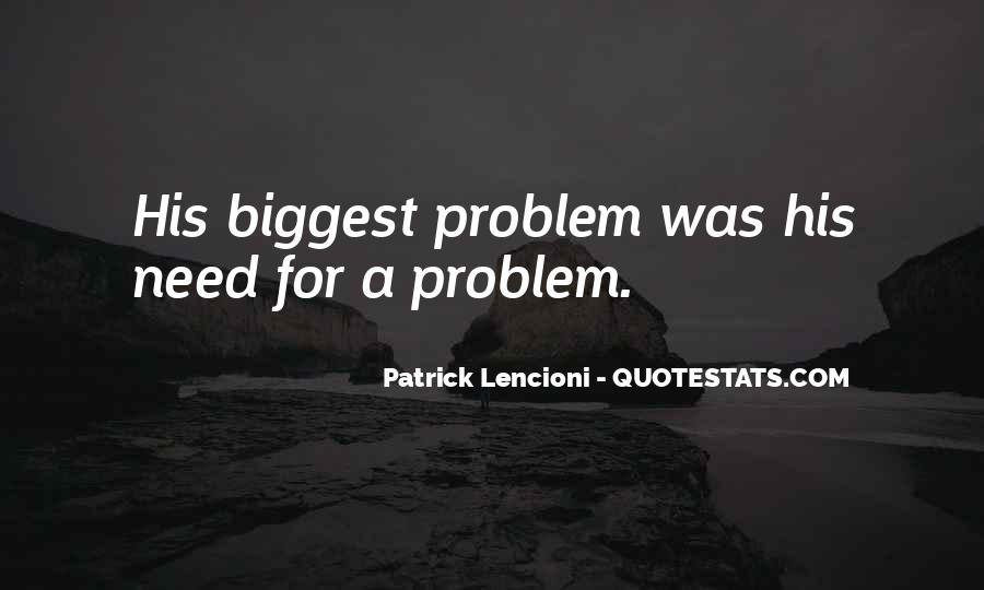 Patrick Lencioni Quotes #1223680