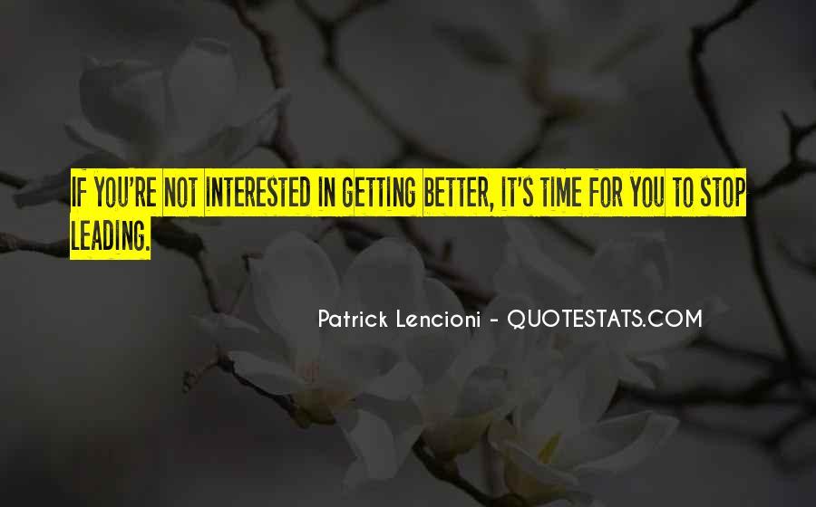 Patrick Lencioni Quotes #1247881
