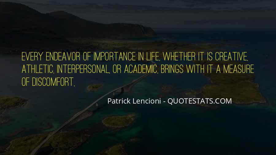Patrick Lencioni Quotes #1254879