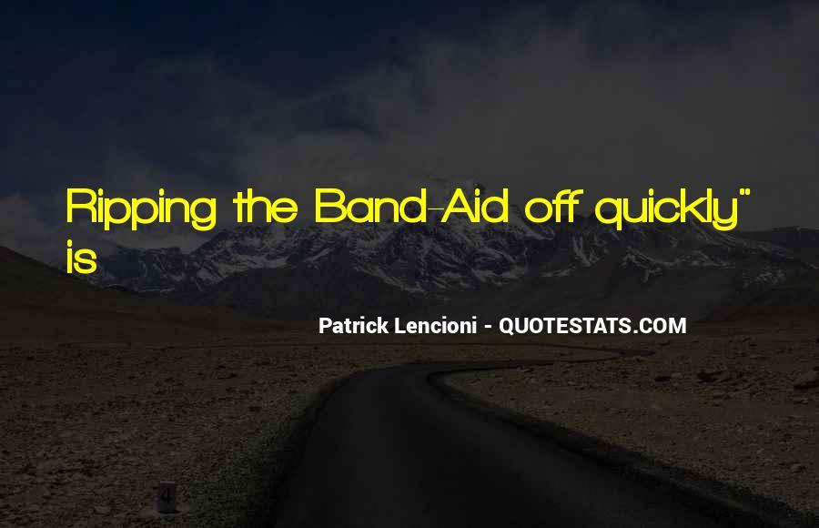Patrick Lencioni Quotes #1525337