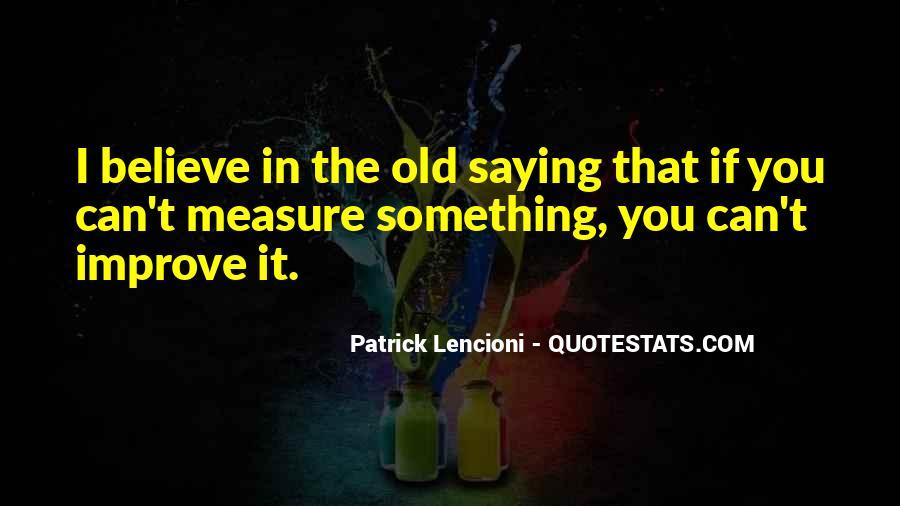 Patrick Lencioni Quotes #1602331