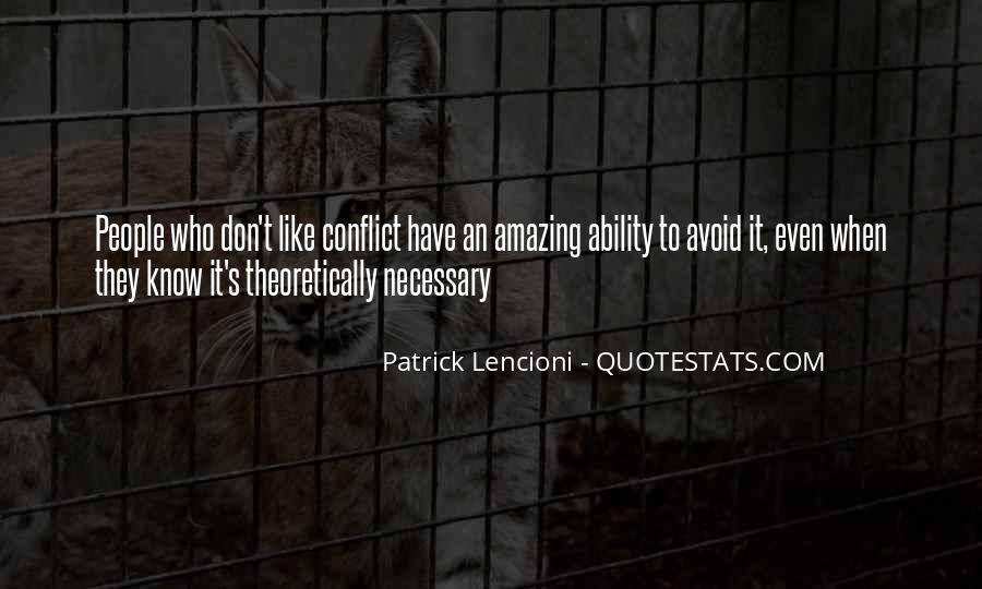 Patrick Lencioni Quotes #1724124