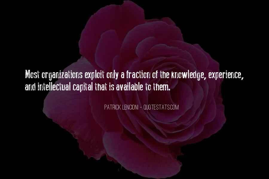 Patrick Lencioni Quotes #1821776