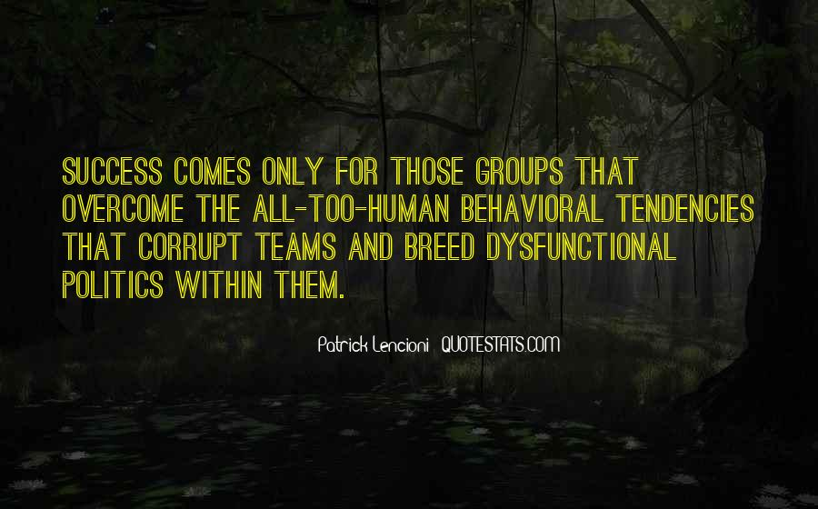 Patrick Lencioni Quotes #1822951