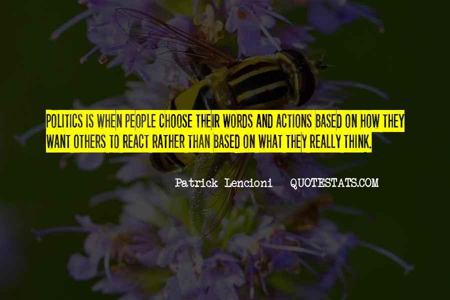 Patrick Lencioni Quotes #198819