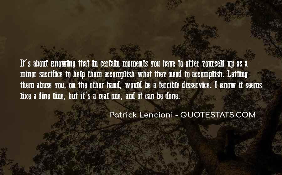 Patrick Lencioni Quotes #284978