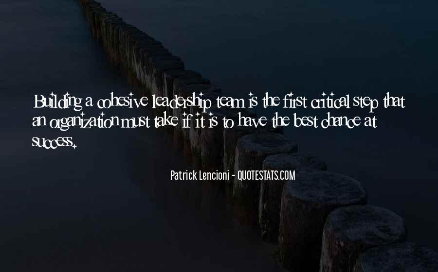Patrick Lencioni Quotes #396990