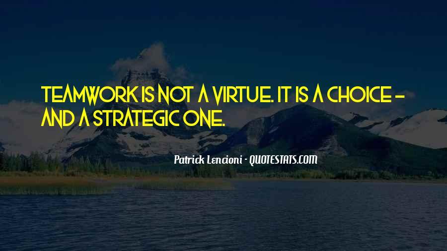 Patrick Lencioni Quotes #502153