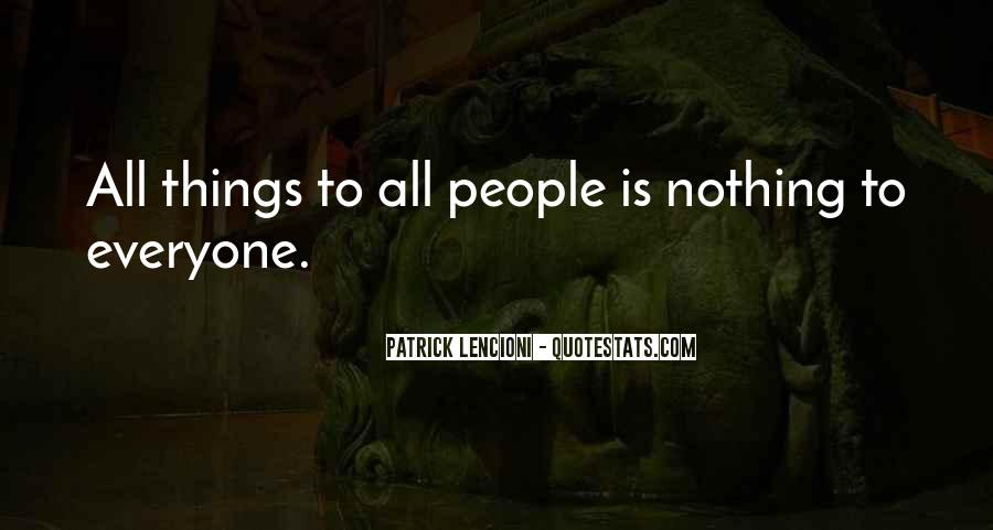 Patrick Lencioni Quotes #643146