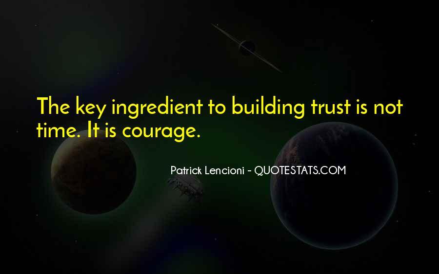 Patrick Lencioni Quotes #713301