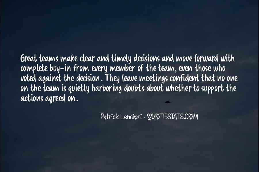 Patrick Lencioni Quotes #730544
