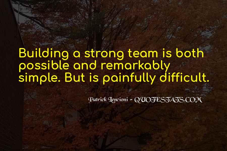 Patrick Lencioni Quotes #739805