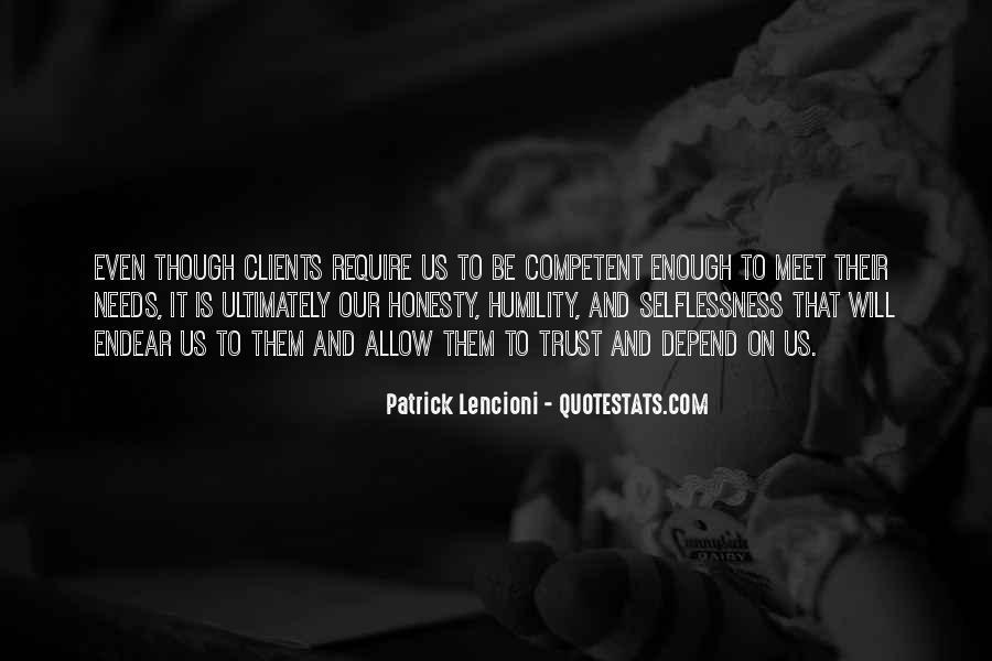 Patrick Lencioni Quotes #849062