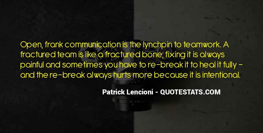 Patrick Lencioni Quotes #865229
