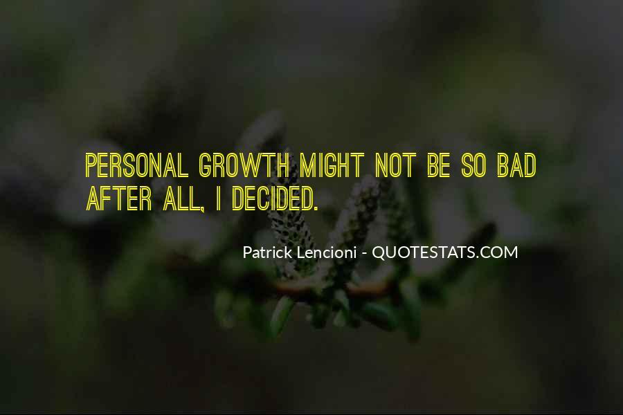 Patrick Lencioni Quotes #922055