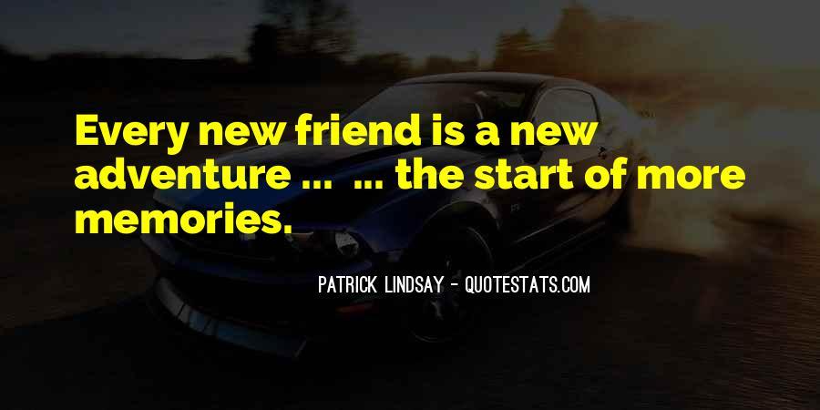 Patrick Lindsay Quotes #1627648