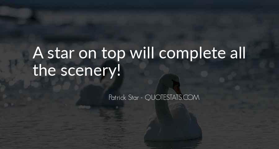 Patrick Star Quotes #1209623