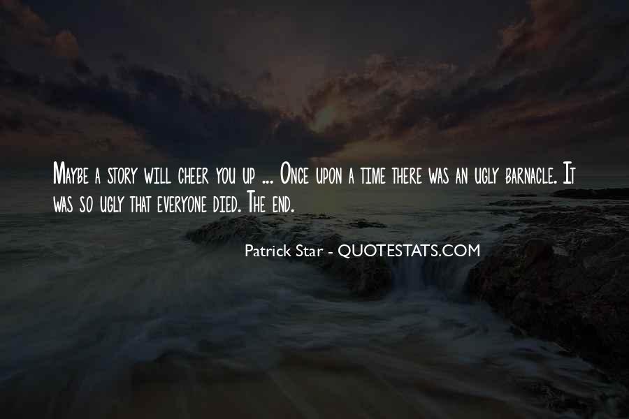 Patrick Star Quotes #1830421
