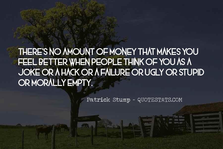 Patrick Stump Quotes #1216782