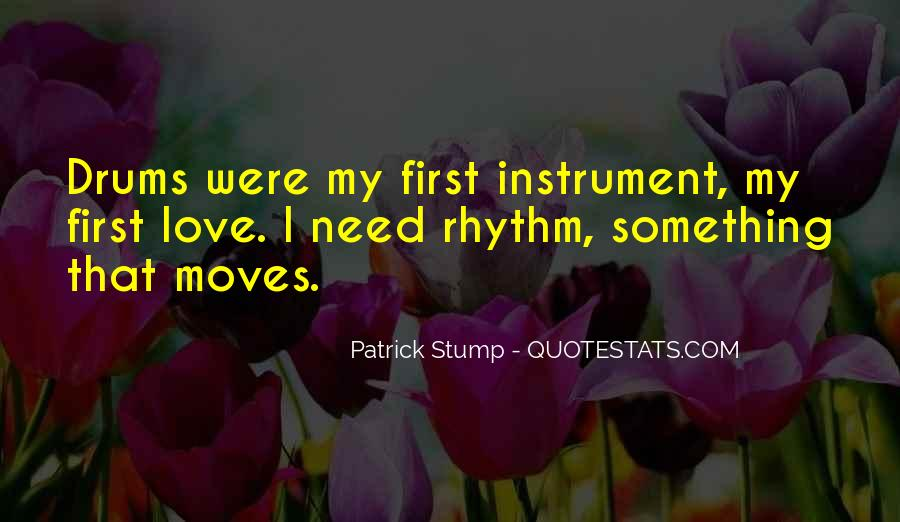 Patrick Stump Quotes #1242021
