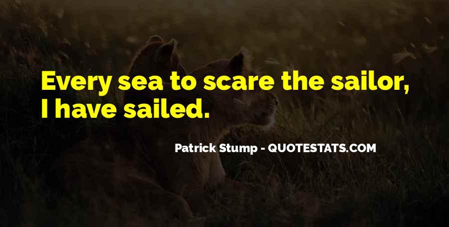 Patrick Stump Quotes #1443839
