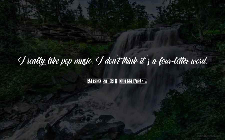 Patrick Stump Quotes #1481766