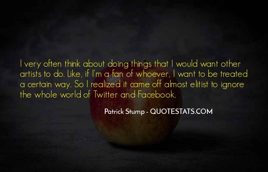 Patrick Stump Quotes #1595267